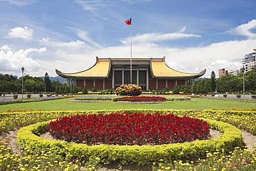 Sun Yat Sen Memorial Hall, Taipei, Taiwan, Asia