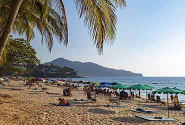 Surin Beach, Phuket, Thailand, Southeast Asia, Asia