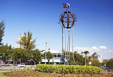 Praca da Independencia, Maputo, Mozambique, Africa