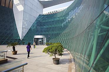 Nanjing Library, Nanjing, Jiangsu, China, Asia