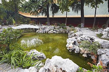Gardens of Chaotian Gong, former Ming Palace, Nanjing, Jiangsu, China, Asia