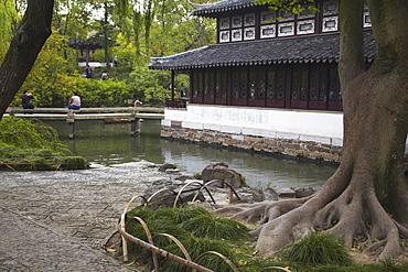 The Humble Administrator's Garden, UNESCO World Heritage Site, Suzhou, Jiangsu, China, Asia