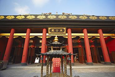 Che Kung Temple, Shatin, New Territories, Hong Kong, China, Asia