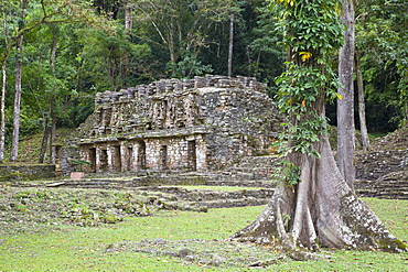 Yaxchilan Archaeological Zone, Chiapas, Mexico, North America