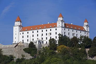 Hrad (Castle), Bratislava, Slovakia, Europe