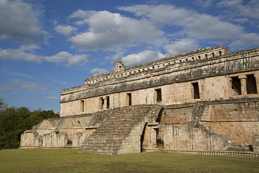 The Palace, Kabah Archaeological Site, Yucatan, Mexico, North America