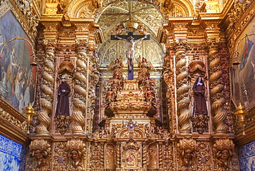 Royal Church of St. Francis, Evora, UNESCO World Heritage Site, Portugal, Europe