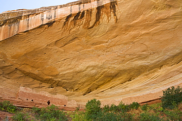 16 Room House Anasazi Ruins, Ancestral Pueblo, Navajo Reservation, near Bluff, Utah, United States of America, North America