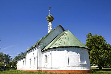 Church of St. Boris and St. Gleb, UNESCO World Heritage Site, Kideksha, Vladimir Oblast, Russia, Europe