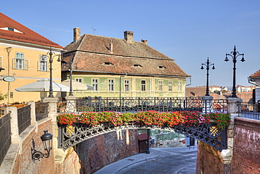 Liars' Bridge, Sibiu, Transylvania Region, Romania, Europe