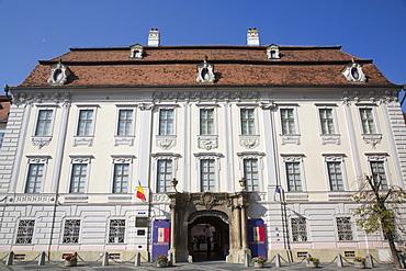 Brukenthal National Museum, Sibiu, Transylvania Region, Romania, Europe
