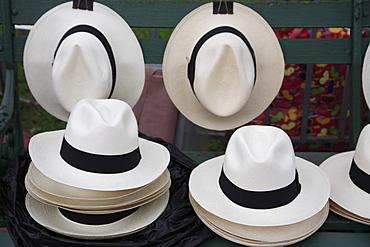 Panama Hats, Panama City, Panama, Central America