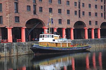 Albert Dock, Docks, Liverpool, Merseyside, England, United Kingdom, Europe