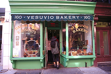 Vesuvio Bakery, Soho, Manhattan, New York City, United States of America, North America
