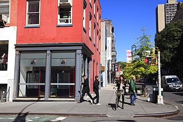 Soho, Manhattan, New York City, United States of America, North America