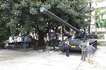 War Remnants Museum, Ho Chi Minh City (Saigon), Vietnam, Indochina, Southeast Asia, Asia