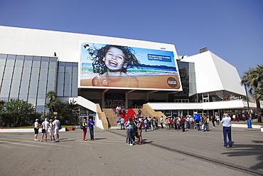 Palais des Festivals, Cannes, Cote d'Azur, Alpes Maritimes, Provence, French Riviera, France, Europe