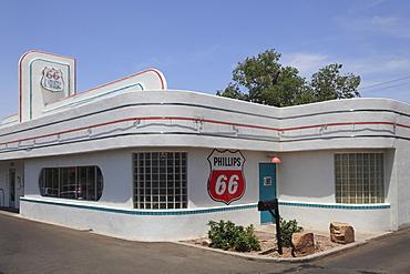 Diner, Route 66, Central Avenue, Albuquerque, New Mexico, United States of America, North America