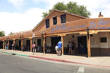 Plaza, Old Town, Albuquerque, New Mexico, United States of America, North America