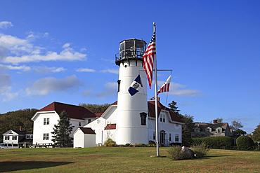 Chatham Lighthouse, Chatham, Cape Cod, Massachusetts, New England, United States of America, North America