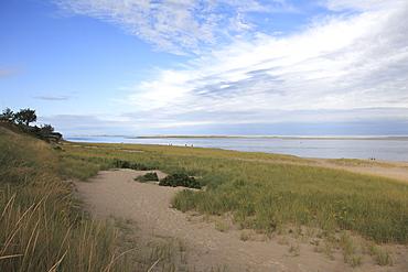 Chatham Lighthouse Beach, Chatham, Cape Cod, Massachusetts, New England, United States of America, North America