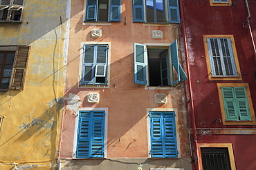 Old Town, Vieux Nice, Nice, Cote d'Azur, French Riviera, Alpes Maritimes, Provence, France, Europe