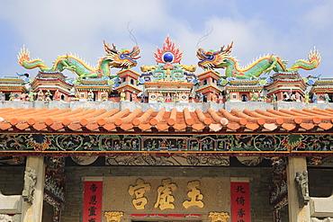 Pak Tai Temple (Yuk Hui Temple), Cheung Chau Island, Hong Kong, China, Asia