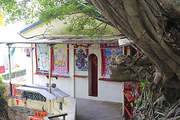 Pak Tai Temple, Stanley, Hong Kong Island, Hong Kong, China, Asia