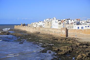 Old Walled City, Ramparts, Essaouira, UNESCO World Heritage Site, Morocco, Atlantic Coast, North Africa, Africa