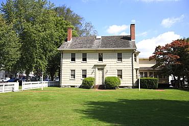 Town Hall, East Hampton, The Hamptons, Long Island, New York, United States of America, North America