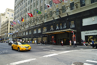 Bloomingdale's department store, Manhattan, New York City, United States of America, North America