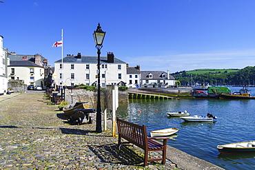 Bayard's Cove, Dartmouth, Devon, England, United Kingdom, Europe