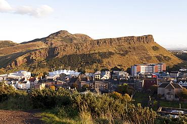 Holyrood Park and Arthur's Seat, Edinburgh, Lothian, Scotland, United Kingdom, Europe