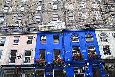 Victoria Street, The Old Town, Edinburgh, Scotland, United Kingdom, Europe