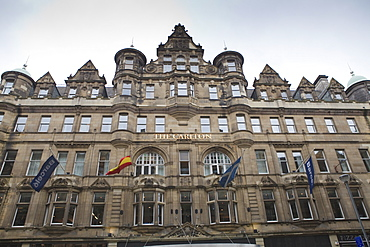 The Carlton Hotel, Edinburgh, Scotland, United Kingdom, Europe