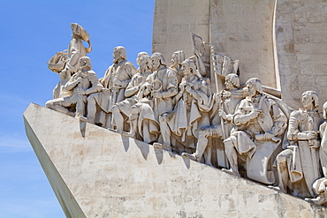 The Monument to the Discoveries, Lisbon, Portugal, Europe