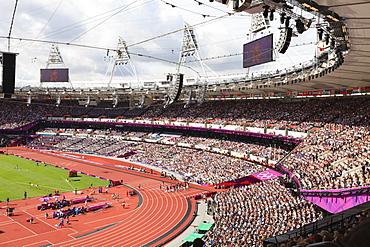 The Olympic Stadium, 2012 Olympic Games, London, England, United Kingdom, Europe