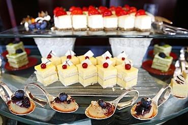 Dessert buffet, Doha, Qatar, Middle East