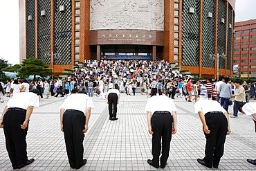 Yoido Full Gospel Church, the largest mega church in the world, South Korea, Asia