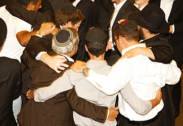 Chabad (Lubavitch) Bar Mitzvah party, Paris, France, Europe