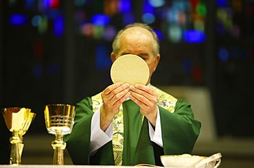 Holy Communion or Lord's Supper, Sydney, New South Wales, Australia, Pacific