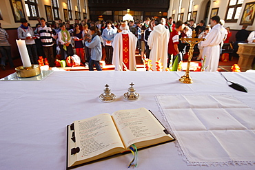 Daily Mass, World Youth Day, Sydney, New South Wales, Australia, Pacific