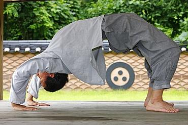 Martial art, Seoul, South Korea, Asia