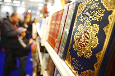 UOIF French Muslim yearly meeting, Le Bourget, Seine-Saint-Denis, France, Europe