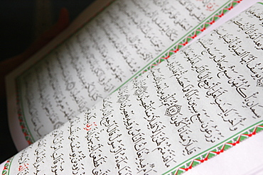 Koran, Dubai, United Arab Emirates, Middle East
