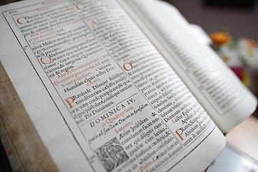 Latin Bible, France, Europe