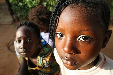 African children, Lome, Togo, West Africa, Africa