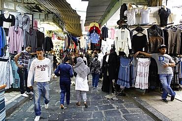 Souk, Medina, Tunis, Tunisia, North Africa, Africa