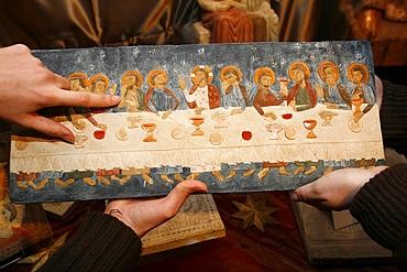 The Last Supper, Paris, Ile de France, France, Europe
