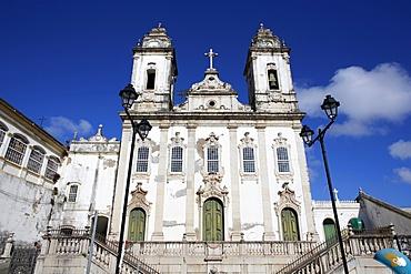 Our Lady of Carmo (Nossa Senhora do Carmo) church, Salvador, Bahia, Brazil, South America
